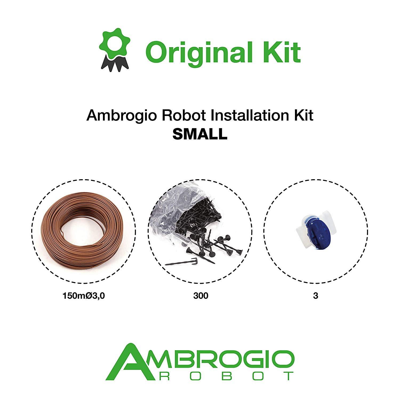 Kit instalare roboti Ambrogio varianta de baza 150 metri fir