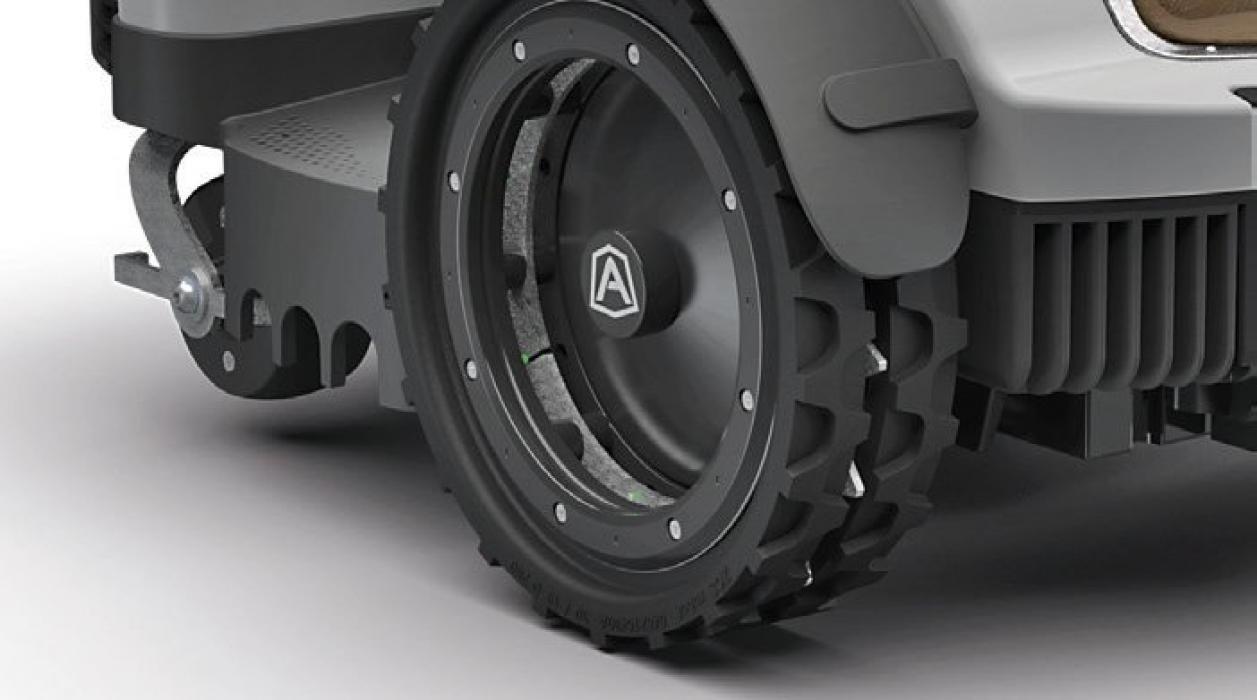 Ambrogio 4.0 ELITE – Super inteligent, super flexibil 3500mp 6 ANI GARANTIE