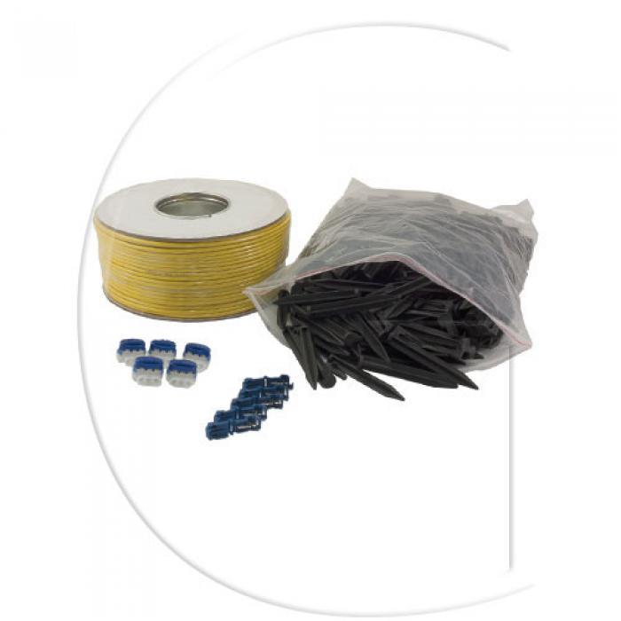 Kit de instalare - Mic-Cablu standard perimetral