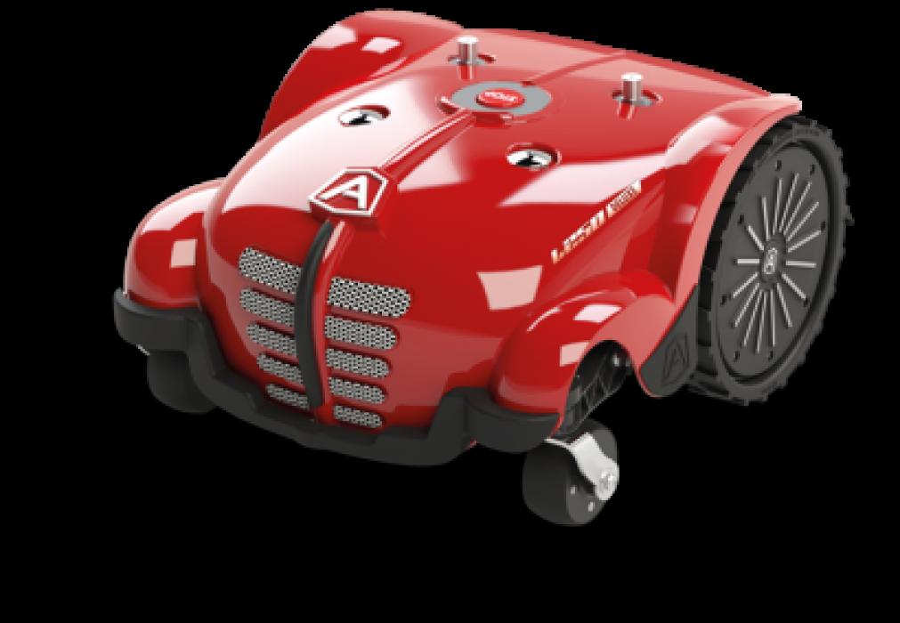 Robot de gazon Ambrogio L250 DELUXE, motor fără perii, 2600 mp, giroscop, receptor Bluetooth, GPS, GSM