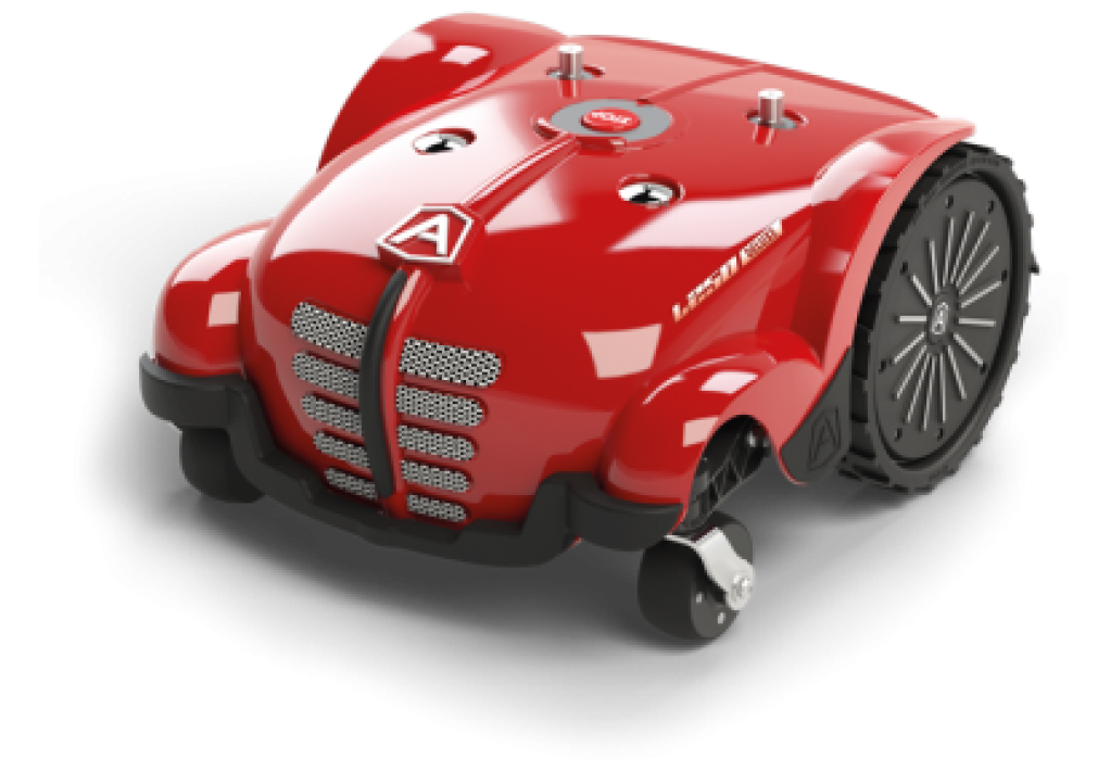 Robot de gazon Ambrogio L250 i ELITE S+, motor fără perii, 5000 mp, receptor Bluetooth, GPS, GSM