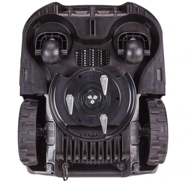 Robot de tuns gazon, iarba Honda MIIMO HRM 40E pentru 400 m²
