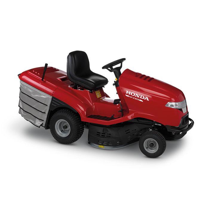 Tractoraș de tuns gazon Honda HF 2315 K3 HME, benzină, 12.78 CP, 530 cm3, pornire electrică, 92 cm lățimea de tăiere